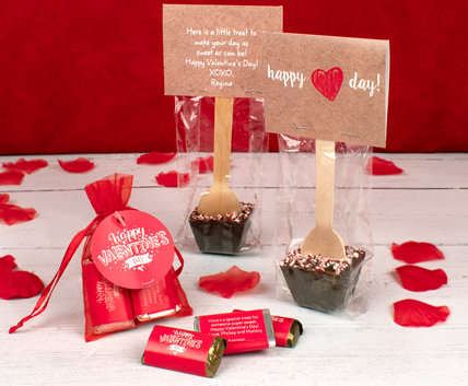 Personalized Valentine's Day Favors