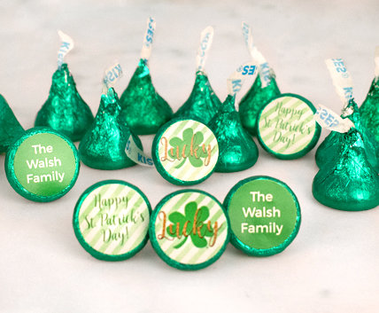 Shop St. Patricks Kisses