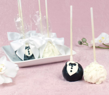 Personalized Decorated Treat Wedding Favors