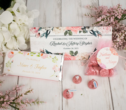 Shop Personalized Floral Theme