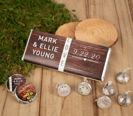 Shop Personalized Rustic Wedding Theme