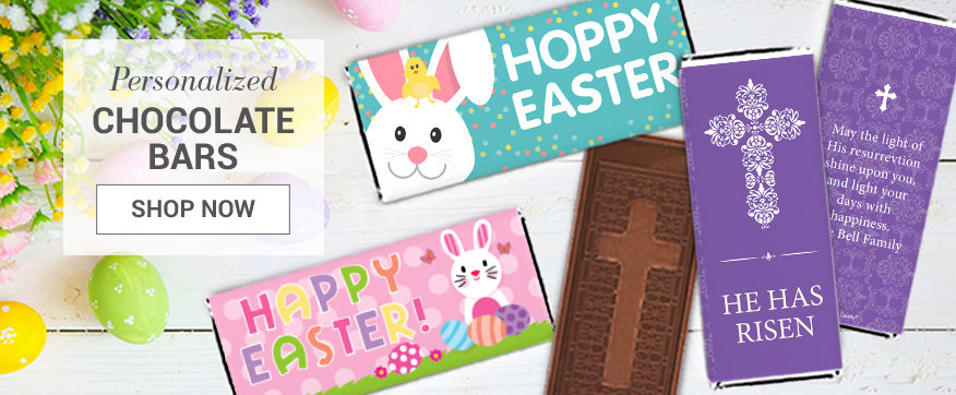 Shop Easter Chocolate bars