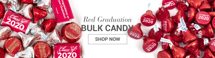 red bulk candy