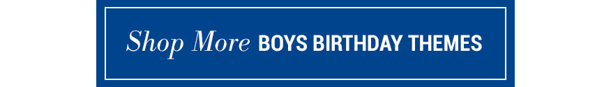 Shop Boys Birthday Themes