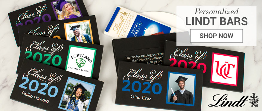 Personalized Lindt Boxes & Favors