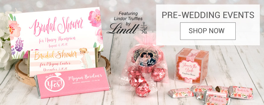 Shop Bridal Shower Candy Favors