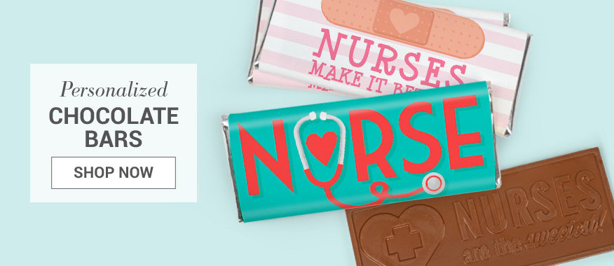Nurse Appreciation Bars