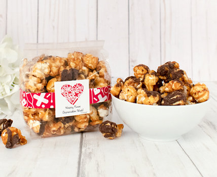 Personalized Nurse Appreciation Popcorn Favors