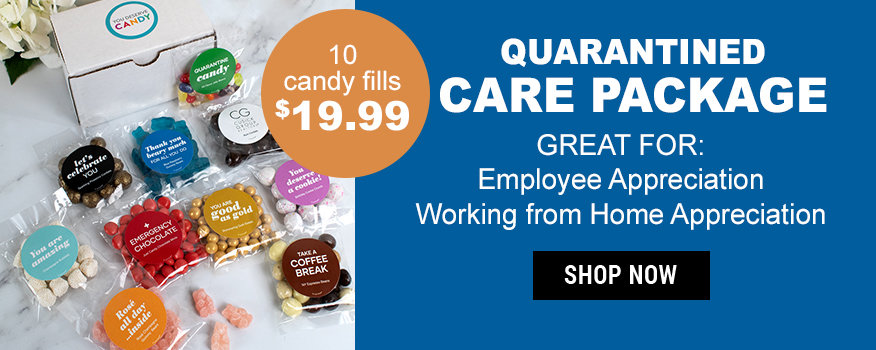 Personalized Quarantine Care Package only $19.99