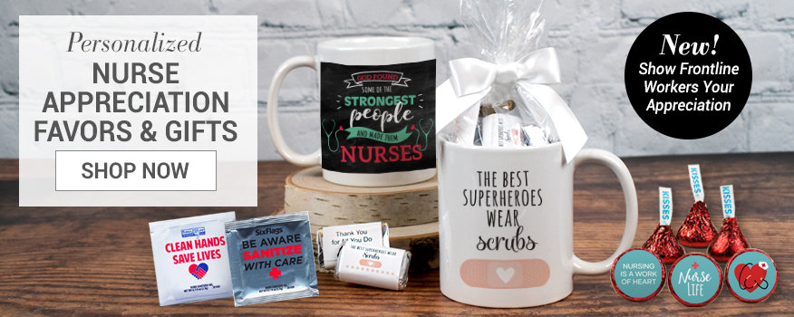 New Items for Nurse Appreciation!