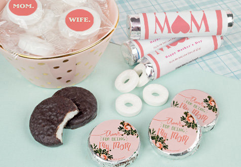 Shop Personalized Mothers Day Mints & Lifesavers