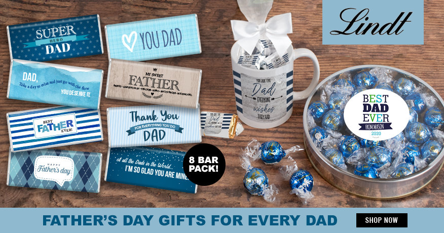 Father's Day CAndy Gifts