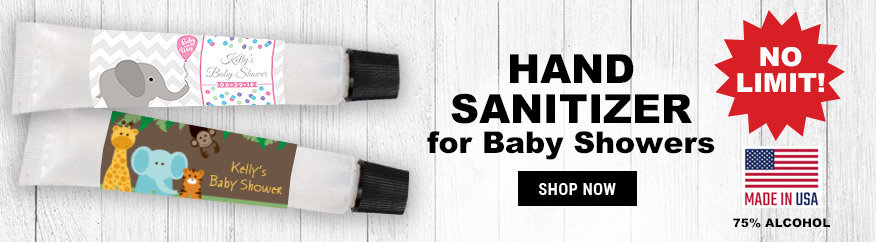 Baby shower Hand Sanitizer