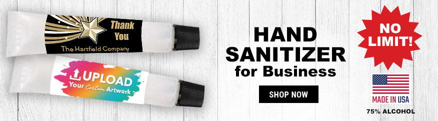 Business Hand Sanitizer