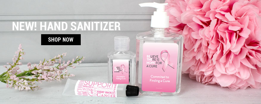 Breast Cancer Awareness Hand Sanitizer