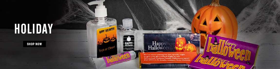 Personalized Favors for the Halloween