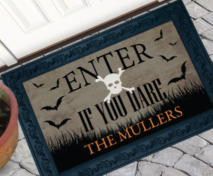 New! Personalized Doormats