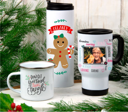 505 OFF SELECT CHRISTMAS DRINKWARE