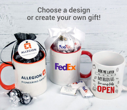 CANDY FILLED MUGS AND GIFTS
