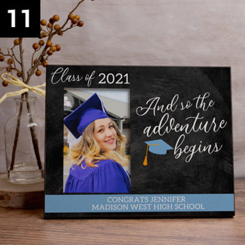 Personalized Graduation Frames