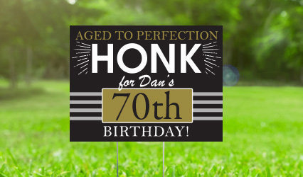All Birthday Yard Signs
