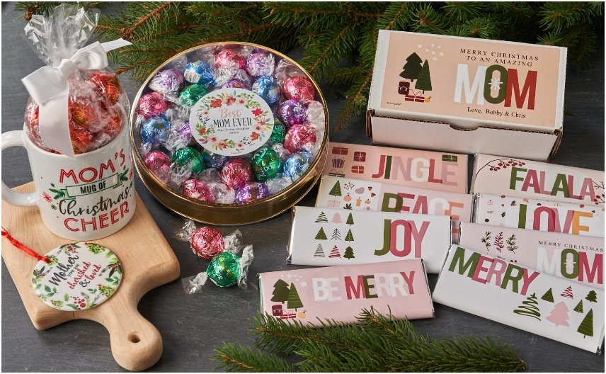 Personalized Holiday Gifts for Her