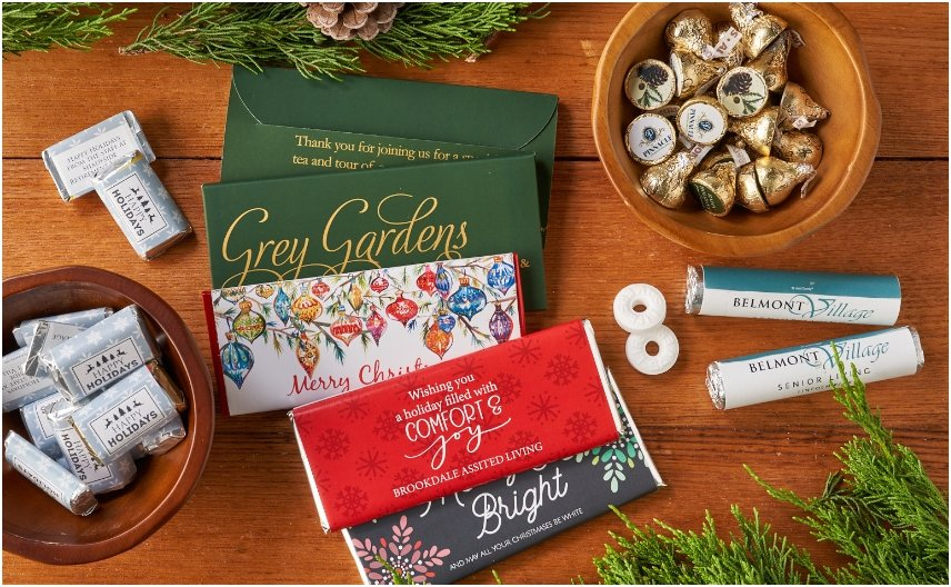 PERSONALIZED HOLIDAY ASSISTED LIVING GIFTS