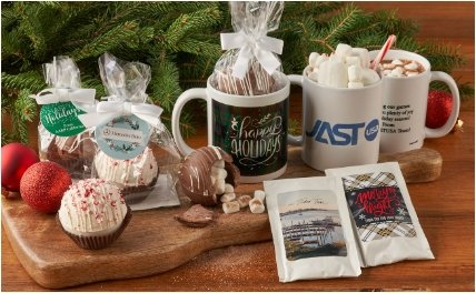 PERSONALIZED HOT CHOCOLATE GIFTS