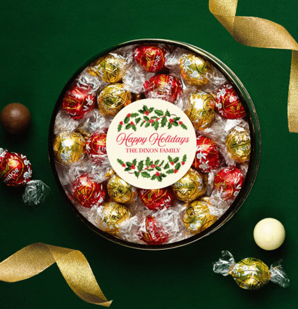 Lindt Personalized Gifts
