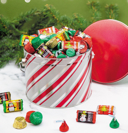 SHOP HERSHEY'S CANDY FILLED TINS
