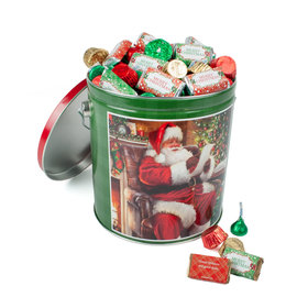 Personalized Checking It Twice 5lb Merry Christmas Assortment