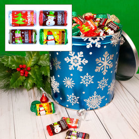 Flurries 5lb Hershey's Holiday Mix Tin