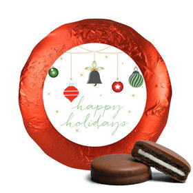 Christmas Happiest Ornaments Chocolate Covered Oreos