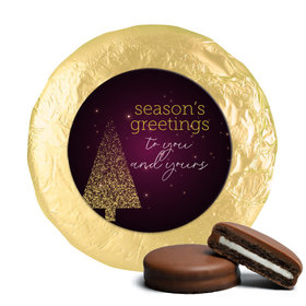 Christmas Joyful Season Chocolate Covered Oreos