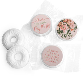 Personalized Mother's Day Thank You Bouquet Life Savers Mints