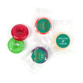 Personalized Wedding Classic LifeSavers 5 Flavor Hard Candy