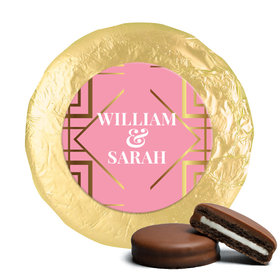 Personalized Wedding Classic Chocolate Covered Oreos (24 Pack)