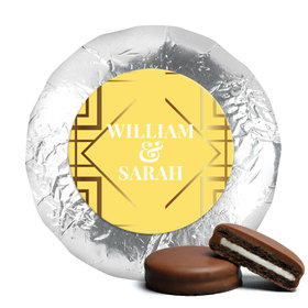 Personalized Wedding Classic Chocolate Covered Oreos