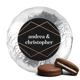Personalized Wedding Growing Love Chocolate Covered Oreos