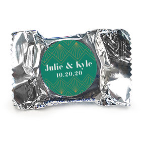 Personalized Wedding Lace & Love York Peppermint Patties