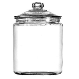 1/2 gallon Heritage Hill Jar with Glass Lid