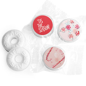 Personalized Life Savers Mints - Christmas 'Tis the Season