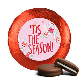 Personalized Chocolate Covered Oreos - Christmas 'Tis the Season
