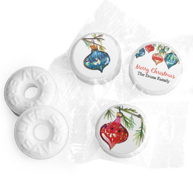 Personalized Life Savers Mints - Christmas Ornaments