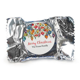 Personalized York Peppermint Patties - Christmas Ornaments