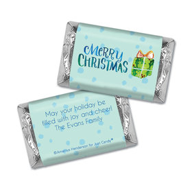 Personalized Mini Wrappers - Christmas Presents