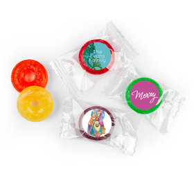Personalized Life Savers 5 Flavor Hard Candy - Christmas Wise Men