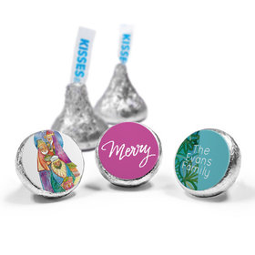 Personalized Hershey's Kisses - Christmas Wise Men (50 Pack)
