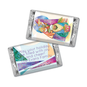 Personalized Mini Wrappers - Christmas Wise Men