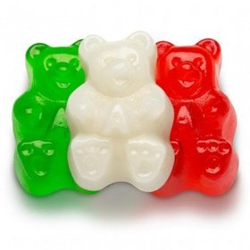 Christmas Gummi Bears